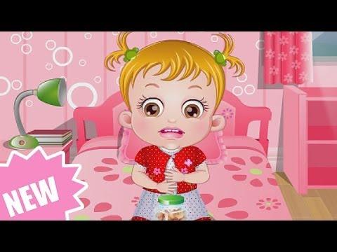 Baby Hazel Game Movie - Baby Hazel Stomach care Episode ...