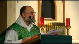 Jan 24 - Homily - Fr Alan: Lord Jesus, transcendental Messiah