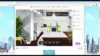 Stardoll | decorate your suite (TUTORIAL)