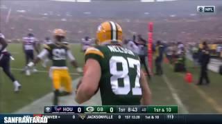Jordy Nelson vs Texans (NFL Week 13 - 2016) - 8 Rec, 118 Yards + TD! | NFL Highlights HD