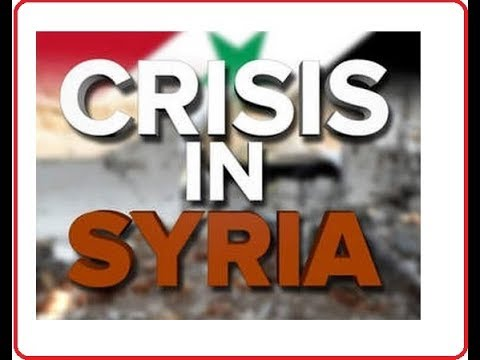 Syrian Crisis CSS Current Affairs 2018