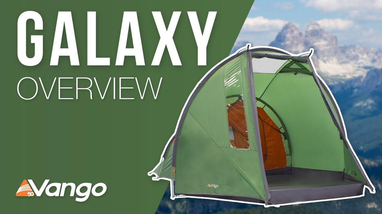Vango Galaxy 300 Aluminium Alloy Tent Pole Repair Pack Camping Kit