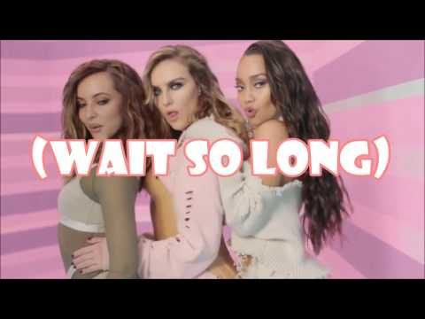 Little Mix - Touch (Lyric Video)