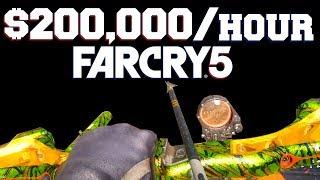 Unlimited Money Glitch - Far Cry 5 Glitches