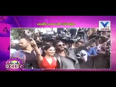 Ranveer Singh And Tamanna Bhatia's Ching Chinese Advertisement On Air