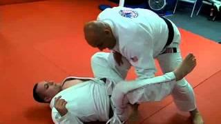 De La Riva Gurad Pass – Hip Switch BJJ Guard Pass – Brazilian Jiu-Jitsu Techniques