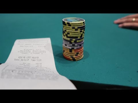 Foxwoods WSOP Circuit Event - $20,000 GTD