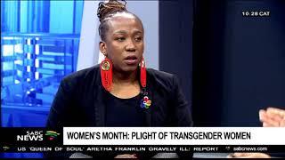 Women's Month: Plight of transgender