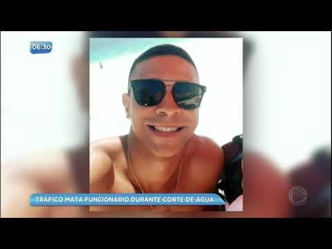 Funcionário é morto por cortar fornecimento de água de casa no RJ