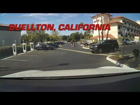 Buellton, CA Tesla Supercharger 101 NB