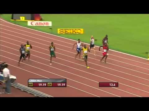 Usain Bolt wins 200 meters in dominant race VIDEO   Business Insider