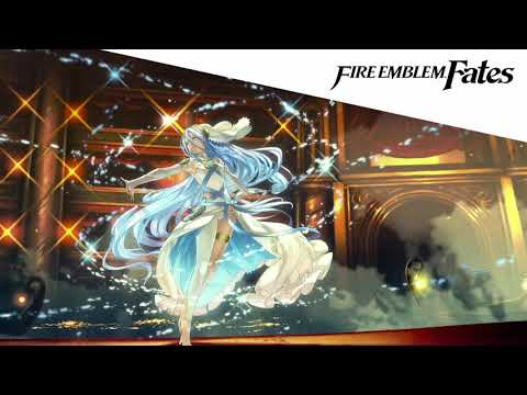 Fire Emblem Fates OST - 147. Lost in Thoughts All Alone (Azura/English)