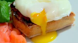 Как Приготовить Яйцо Пашот. Очень Простой Метод!!!