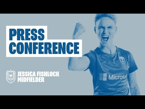 Post-Match Press Conference: Jessica Fishlock // Seattle Reign FC