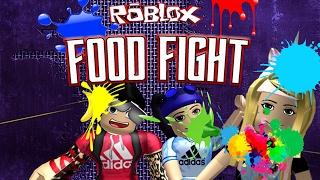 ROBLOX Food Fight