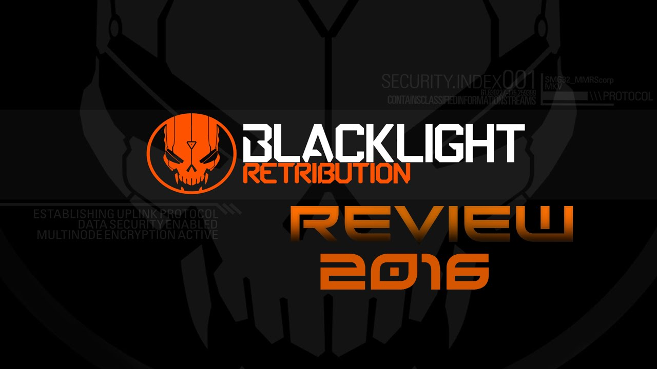how to play blacklight retribution on pc