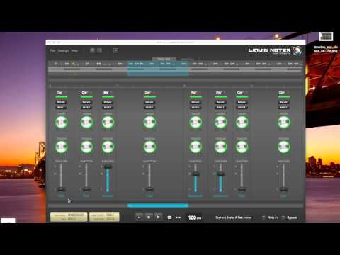 Features: Cadence in Liquid Notes