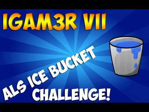 iGAM3R VII | ALS Ice Bucket Challenge