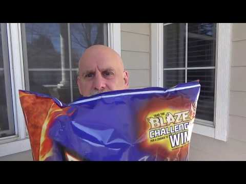 DORITOS BLAZE CHIPS!! W/ A LITTLE HELP FROM MIKE MALCHOW + DEPLETED URANIUM!!