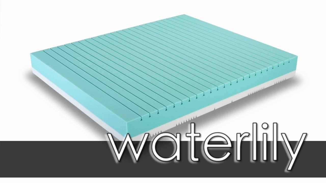 Millennium materasso waterlily youtube