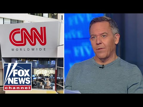 Gutfeld: CNN becomes more 'racist' everyday, they are in freefall