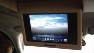 2012 Chevrolet Suburban Ultimate Entertainment system at Marc Heitz Chevrolet