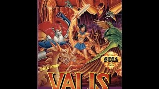 Sega Genesis / Mega Drive-Longplay-Valis - The Fantasm Soldier HD (U)