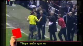 Robo en el Athletic-Real Madrid