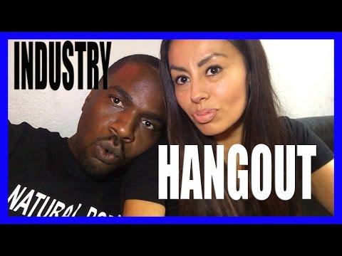 INDUSTRY HANGOUT | VLOG SHOWCASE
