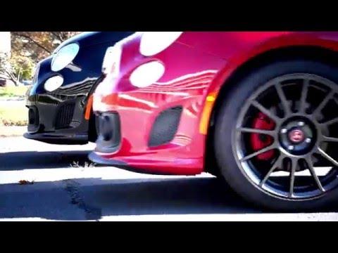 Fiat Abarth  Safford FIAT of Tysons Corner  YouTube