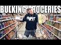 GROCERY SHOPPING ESSENTIALS | THE BEST FOODS FOR BULKING