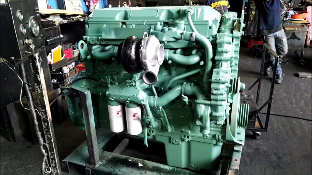 Motor Detroit Serie 60 DD2 475 HP 1997