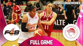 Carolo Basket v Olympiacos - Full Game - EuroLeague Women 2019