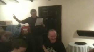"Burns Night, Victoria Inn, Colchester 25-01-12 ""The Tay Bri"