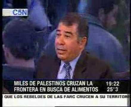 Embajador De Israel En Argentina Sobre Hechos En Gaza