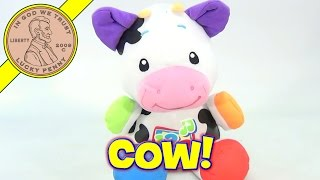 Fisher-price Laugh & Learn Musical Learning Cow Baby Toy, 2009