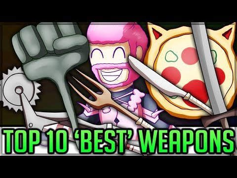 The Top 10 Most Stupid Weapons in ALL of Monster Hunter! (Which is YOURS!?) #mhgu #top10 thumbnail