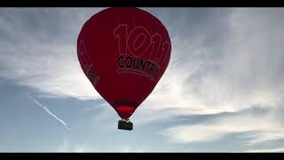 An Emotional Hot Air Balloon Ride -Robbin Gets Real