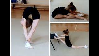 Художественная гимнастика/ Нормативы/ СФП