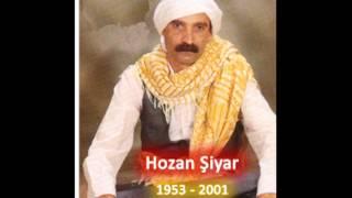 Hozan Şiyar - Felek Heylê | Şiyar farqini şirinamın albümü felek heyle Kürtçe damar Resimi