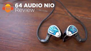 64 Audio Nio IEM Review: To the Nines