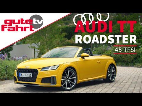 Audi TT Roadster 45 TFSI Quattro S-Tronic: Offen für alles! Test, Drive,  Vorstellung, Fahrbericht