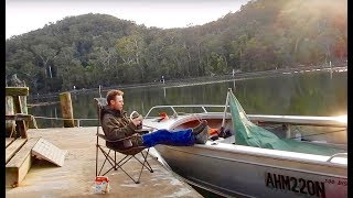 Narooma Spearfishing, Whale Diving, Boat Camping Adventure , N.S.W. Australia
