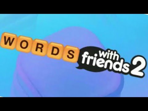 WORDS WITH FRIENDS 2 by Zynga | Free Mobile Word Game | Android / Ios Gameplay HD Youtube Video