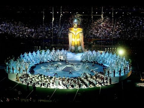 Super Bowl 34 Halftime Show: Disney Millennium Celebration