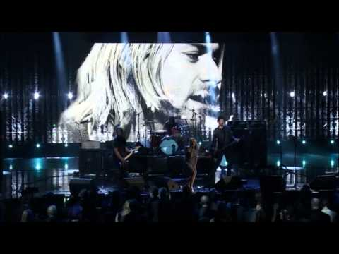 Kim Gordon of Sonic Youth and Nirvana - Aneurysm [HD]
