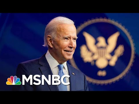 Biden To Set New 200 Million Vaccine Goal In First Press Conference | MSNBC