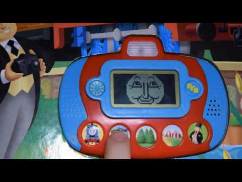 THOMAS THE TANK ENGINE COME FOR THE RIDE SONG LYRICS PLAY-A-SONG ROCKIN ON THE RAILWAY TRAIN SOUNDS