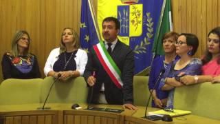 Alesio Valente proclamato sindaco di Gravina