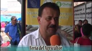 Ferias del agricultor San Marcos  SFV y Mercedes Ocotepeque - Honduras (Año 2012)